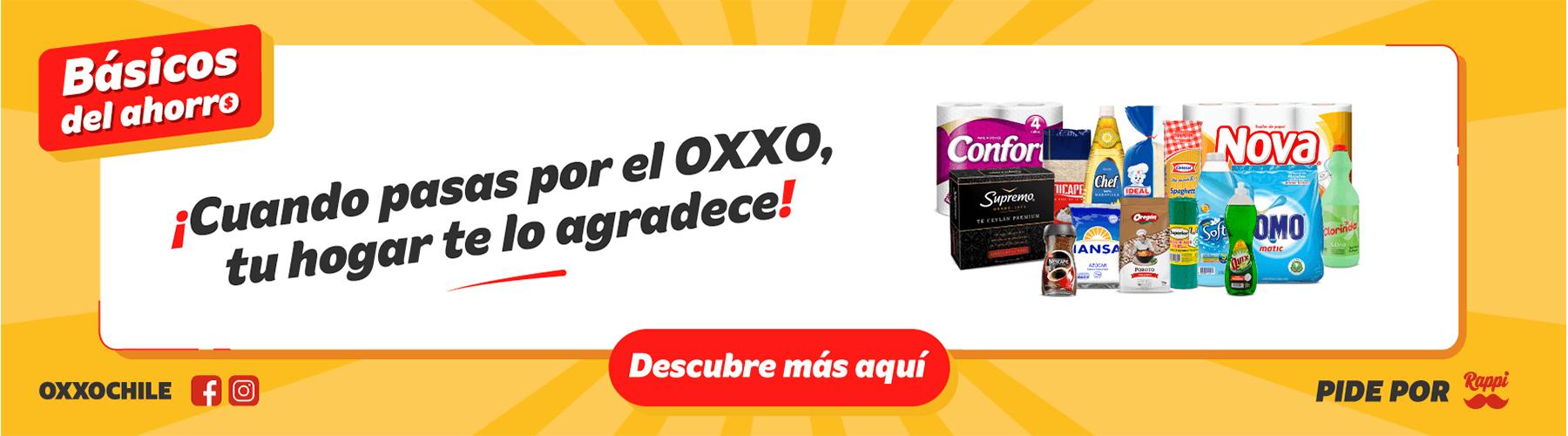 OXXO Chile Básicos