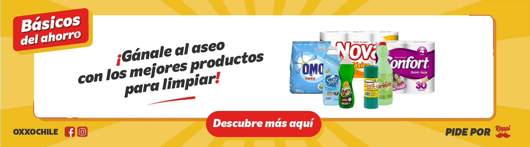 OXXO Chile Básicos P12 2020